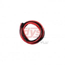 Cable moteur électrique noir 12awg DYS