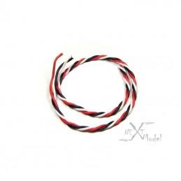 Ultra servo 22 wire twisted resistant futaba 1 m DYS