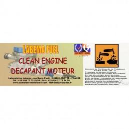 Nettoyant moteur Clean Engine 250ml Labema