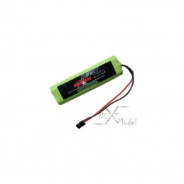 Transmitter battery 9.6V 2500mAh block (was) - Kypom