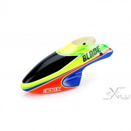 Bubble fiberglass green/orange Blade 300 X