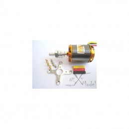 Moteur brushless D3548/10 900kv DYS