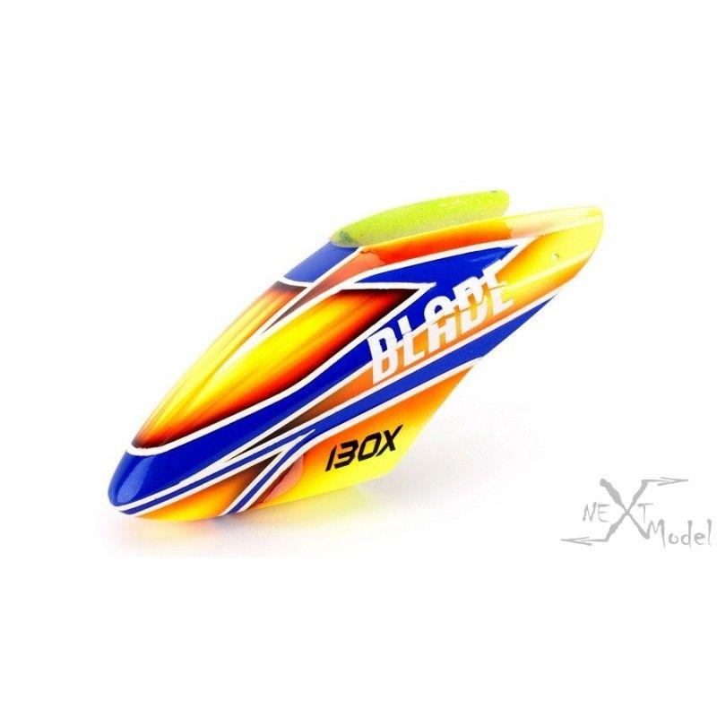 Bulle en fibre de verre orange bleue blade 130x blh3722d for Orange bleue