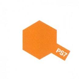 Bombe Lexan orange PS-7 Tamiya