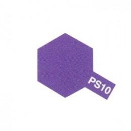 Bombe Lexan violet PS-10 Tamiya