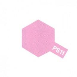Bomb Lexan pink PS - 11 Tamiya