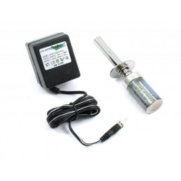 Warm candle 1800 mAh + charger Fastrax