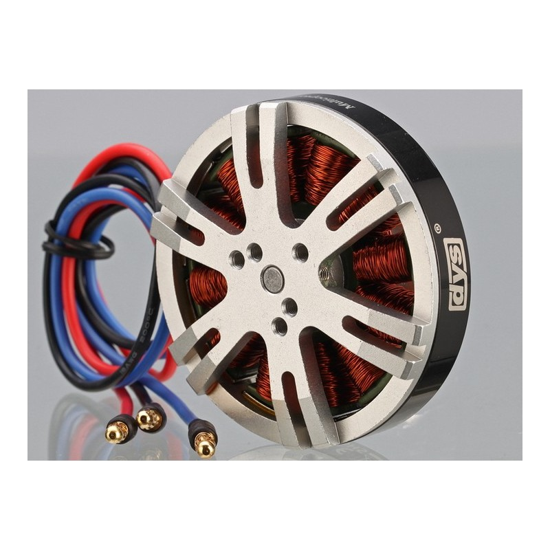 Brushless motor multicopters BE5208-25 DYS