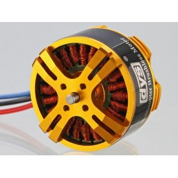 Moteur brushless multicopters BE4114-10 DYS