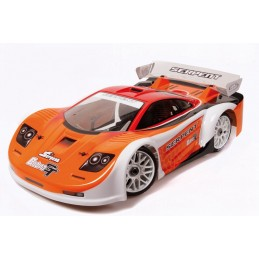 Cobra 811 GT Rally Game 2.4Ghz 1/8 RTR Serpent