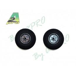 Wheels 25mm A2Pro foam