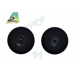 Wheels foam 40mm (2) A2Pro