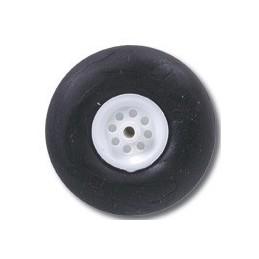Roues caoutchouc Airtrap 25mm (2) A2Pro