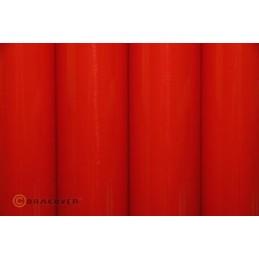 Entoilage Oracover Rouge 2m
