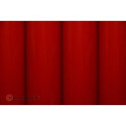 Entoilage Oracover Rouge vif 2m