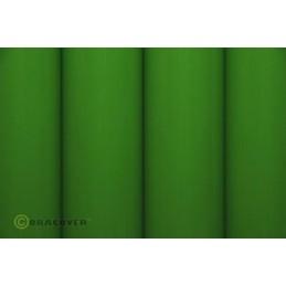 Entoilage Oracover Vert prairie 2m