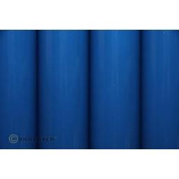 Entoilage Oracover Bleu france 2m