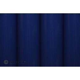 Entoilage Oracover Bleu nuit 2m