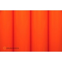 Entoilage Oracover Orange 2m
