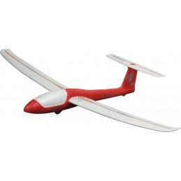 Mini Solius red free flight Multiplex
