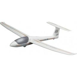 Mini Solius white gliding Multiplex