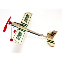 Jet Stream aircraft Guillow's balsa