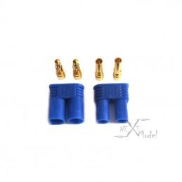 Prises EC2 x1 paire