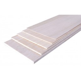 Planche Balsa 1x100x1000mm