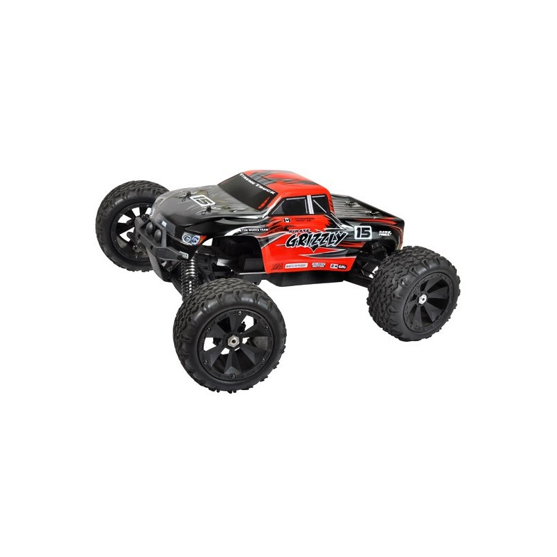 Pirate Grizzly Monster Brushless RTR 1/8 2.4GHz T2M