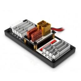 Platine de charge parallèle 2-8S prise XT60 / XH SkyRc