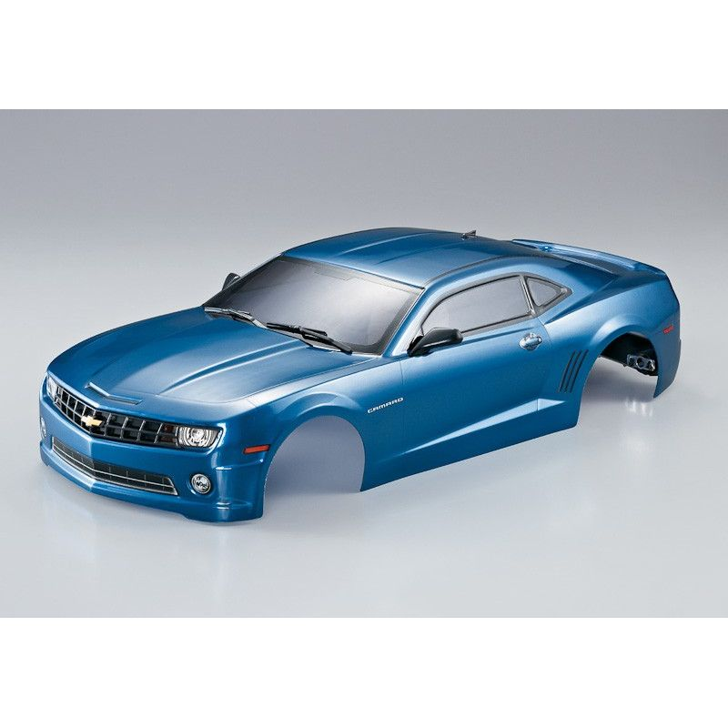carrosserie camaro 2011 bleu m tal 1 10 190mm killerbody kb48029. Black Bedroom Furniture Sets. Home Design Ideas