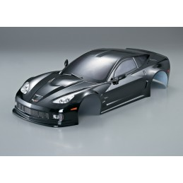 Carrosserie Corvette GT2 noir 1/10 190mm Killerbody
