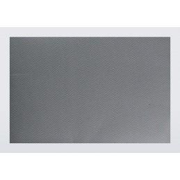 Autocollant carbone type B 30 X 19.5cm Killerbody