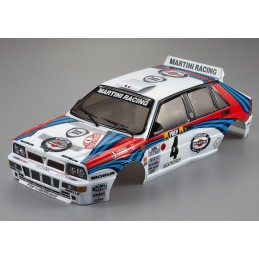 Carrosserie Lancia Delta HF Integrale Rally-Racing 1/10 190mm Killerbody