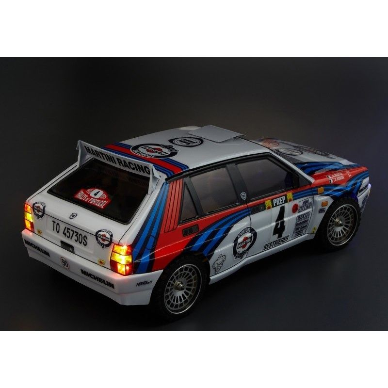 lancia delta hf integrale rally racing 1 10 body 190 mm kille. Black Bedroom Furniture Sets. Home Design Ideas