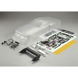 Lancia Beta Montecarlo transparent 1/10 body 195 mm Killerbody