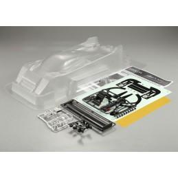 Lancia LC2 transparent 1/10 body 195 mm Killerbody