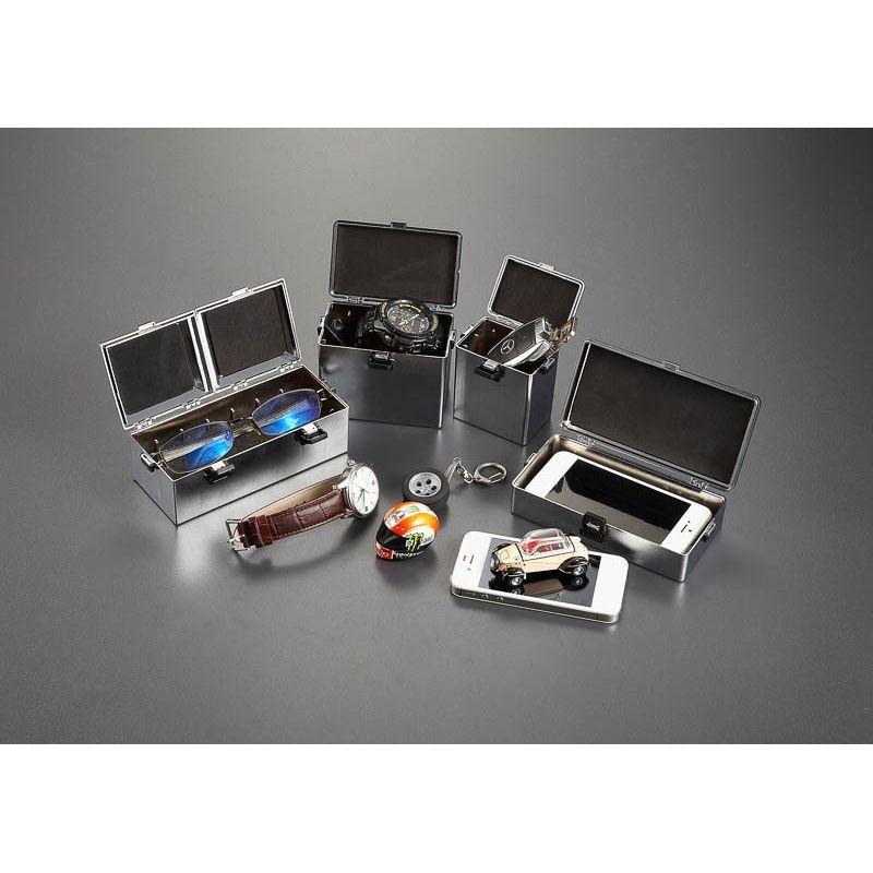boite de rangement plastique chrom haute 1 10 killerbody kb48438. Black Bedroom Furniture Sets. Home Design Ideas