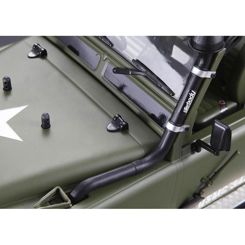 Roof Air Intake : Roof rack air intake crawler killerbody kb