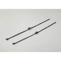 260mm (2) nylon strap 1/10 Killerbody