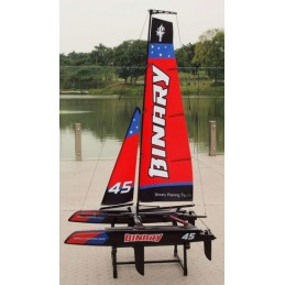 Mini Catamaran rouge RTS Joysway