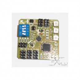 Carte de controle multicopter GT Power
