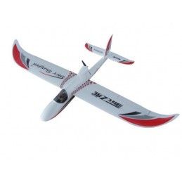 Sky Surfer V2 rouge 1400mm PNP Siva