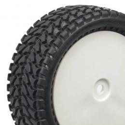 Tires buggy all terrain before 1/10 - Hobbytech