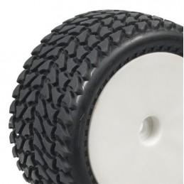 Tires buggy all terrain rear 1/10 - Hobbytech