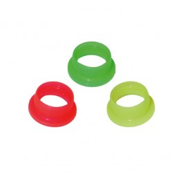 21 fluorescent silicone (3) Hobbytech engines exhaust gaskets