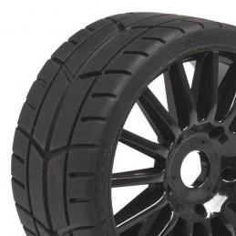 Tyre wheel white Hobbytech Challenge Rally Game