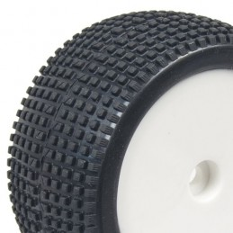 Dots square back 1/10 buggy tires - Hobbytech