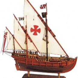 Static boat - Nina 43x12x47cm Phoenix Model