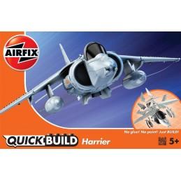 Harrier Quickbird - Quick Build Airfix